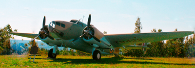 North Atlantic Aviation Museum's prized Lockheed Hudson